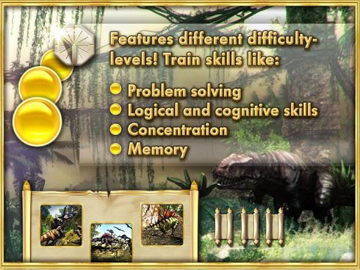 玩冒險App|恐龙走路好玩的3D恐龙益智游戏为男孩和女孩的史前动物免費|APP試玩