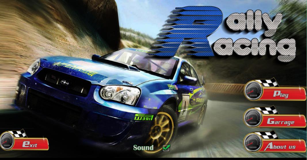 rally racing 3d