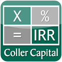 Coller Capital IRR Calculator logo