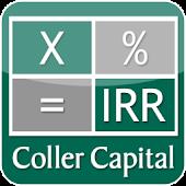Coller Capital IRR Calculator