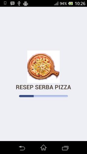 RESEP SERBA PIZZA