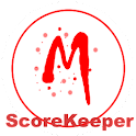 Meazles Golf Score Keeper logo