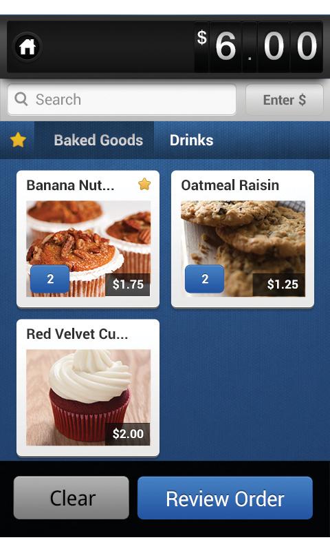 QuickBooks GoPayment - screenshot