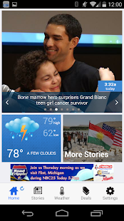 NBC 25 News is miNBCnews.com - screenshot thumbnail