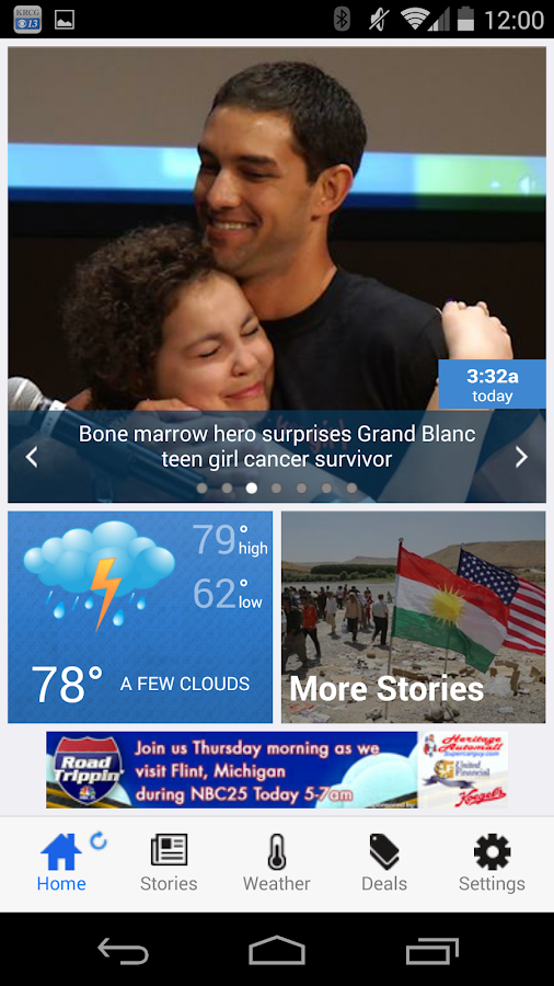 NBC 25 News is miNBCnews.com - screenshot