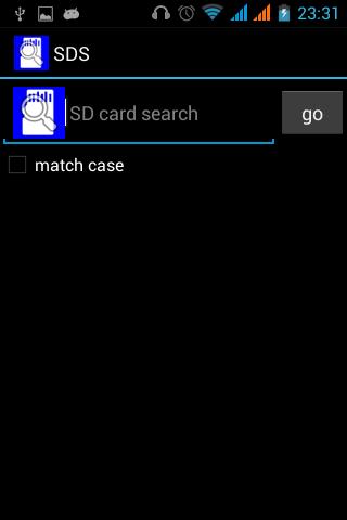 Search SD
