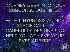 Screenshot of Law Of Attraction Hypnosis
