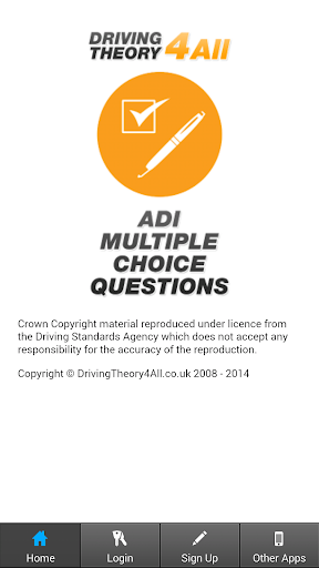 DT4A ADI Part 1 Theory Test