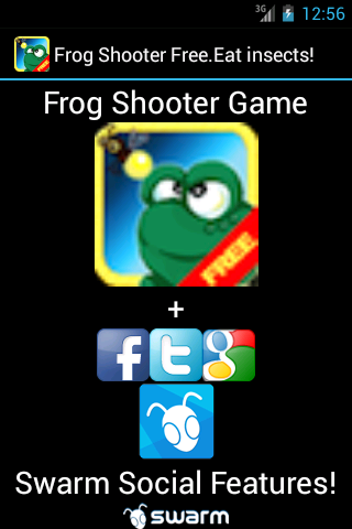 Frog Shooter Free.Eat Insects
