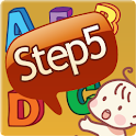 Toddler English Step 5 EzNet logo