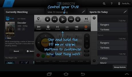DIRECTV for Tablets Screenshot 19