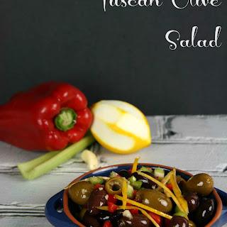 Tuscan Olive Salad Recipe