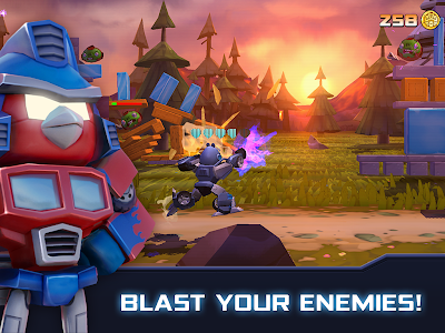 Angry Birds Transformers v1.1.31