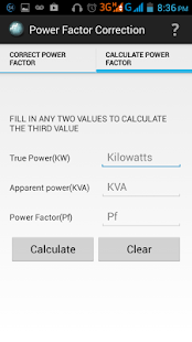 Power Factor Correction- screenshot thumbnail
