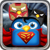Super Hero Birds FREE
