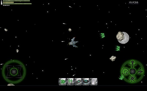 Astro Blaster (Asteroids) Demo - screenshot thumbnail
