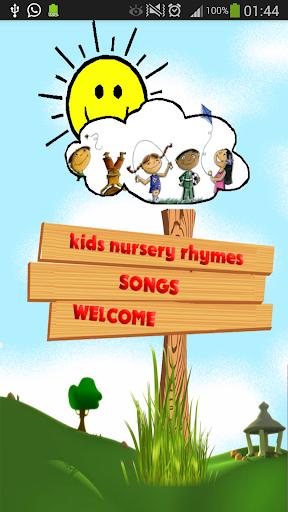 Kids Nursery Songs Rhymes