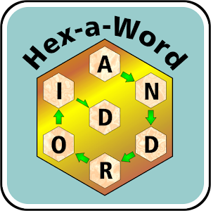 Hex-a-Word Game