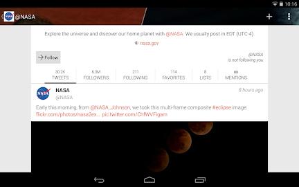 Fenix for Twitter Screenshot 17