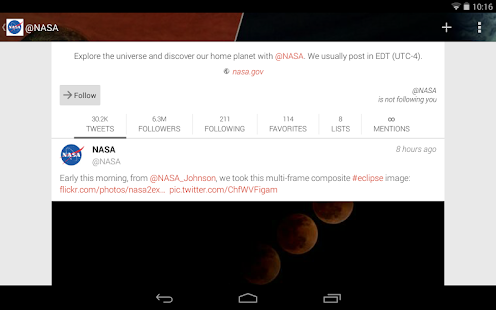 Fenix for Twitter Screenshot 17