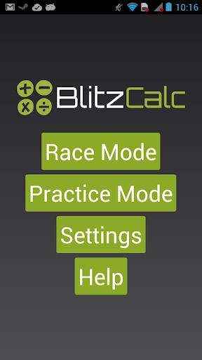 BlitzCalc
