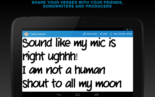 SWEET 16's for Songwriting - screenshot thumbnail