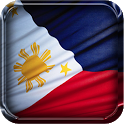 Philippines Live Wallpaper icon