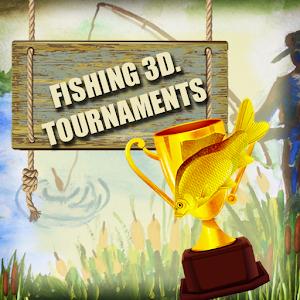 Fishing 3D. Tournaments 體育競技 App Store-愛順發玩APP