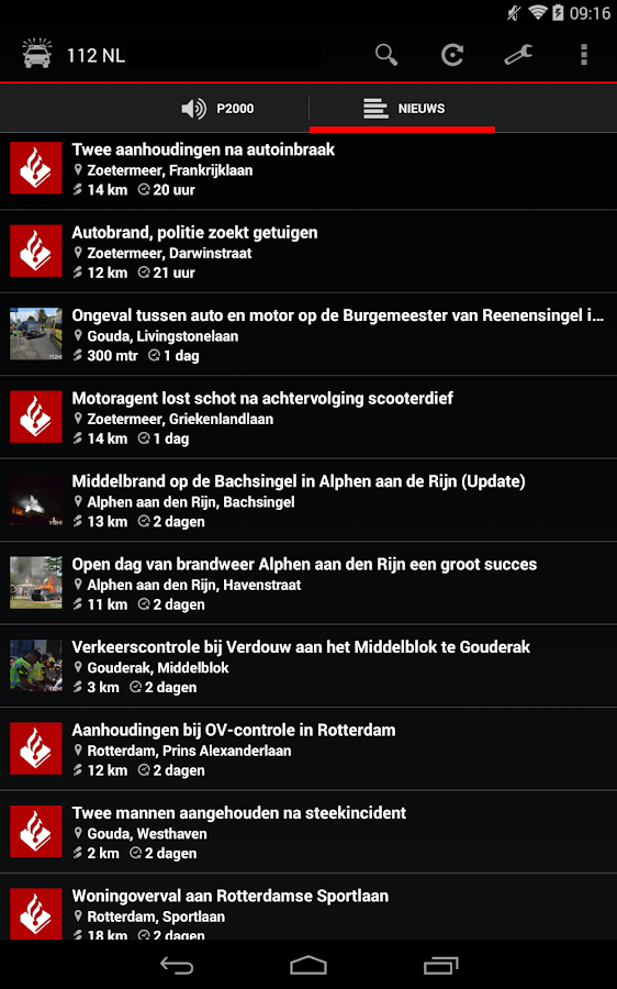 112-Nederland- screenshot