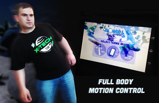 SnowBall Effect Motion Control