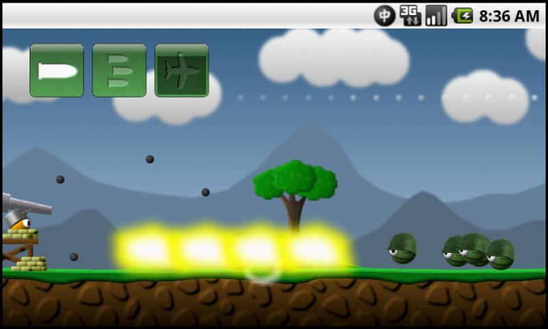 Pods Defense Free- screenshot