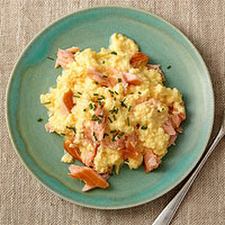 Salmon Scramble
