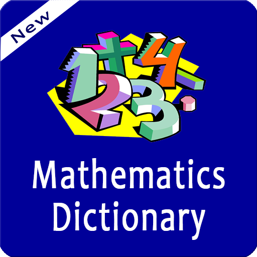Mathematics Dictionary LOGO-APP點子