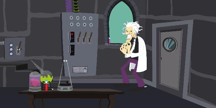 EscapeGame N34 - Scientist Lab - screenshot