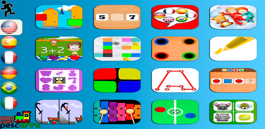 Kids Educational Game 2 Free APK