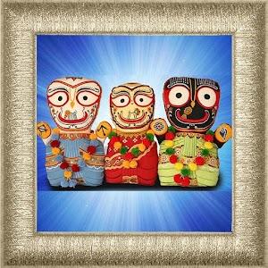 Jagannath Ji 3D Live Wallpaper