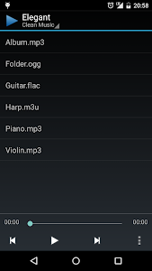 Clean Music Player v9.2.0