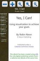 Screenshot of Yes, I Can! - Free eBook