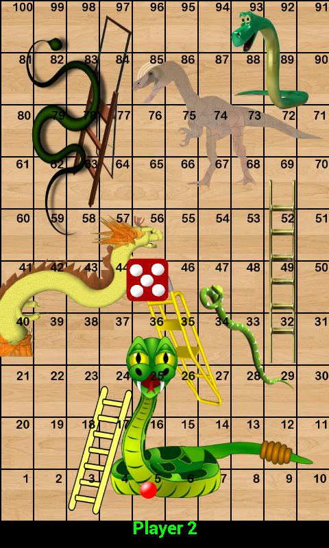 Snakes Ladders - screenshot