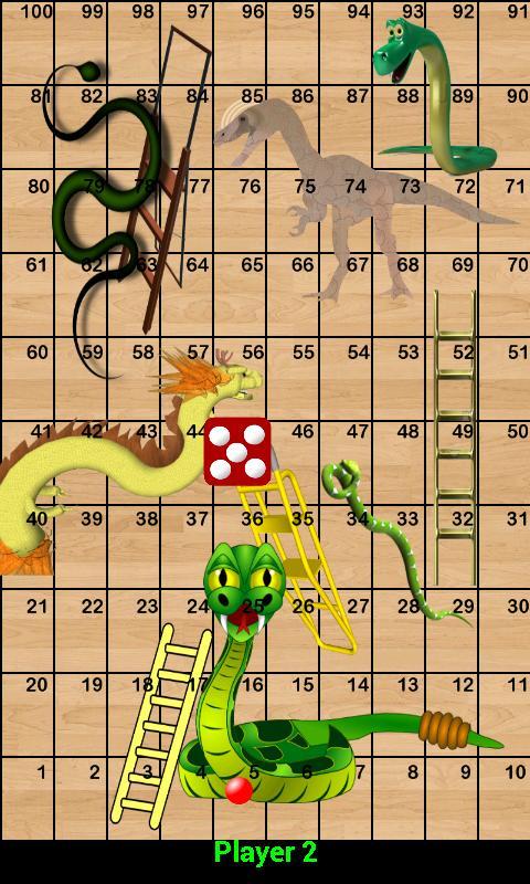 Snakes Ladders - screenshot