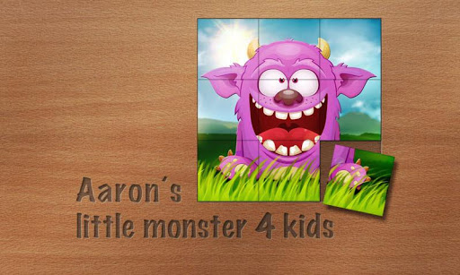 Aaron's little monster 4 kids