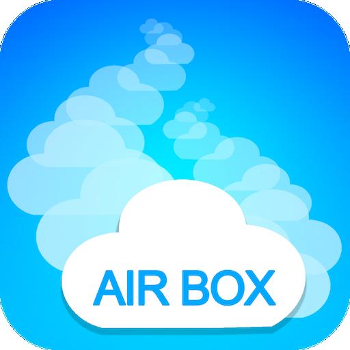 生產應用必備App AirBox LOGO-綠色工廠好玩App