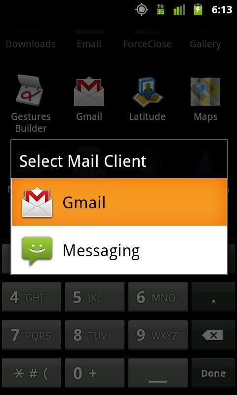 Mileage Log- screenshot