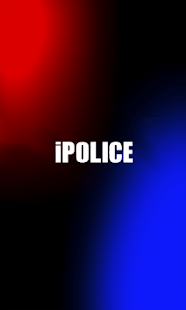 iPolice gun lights sirens code Screenshot