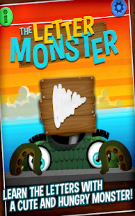 The Letter Monster - screenshot thumbnail