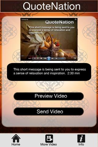 Quotenation- screenshot