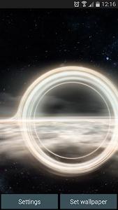 Gargantua Black Hole LWP PRO v1.0