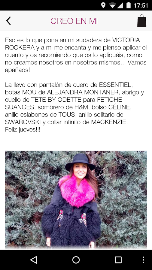Paula Echevarría - screenshot