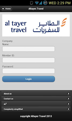 Corp.Travel Booking Engine