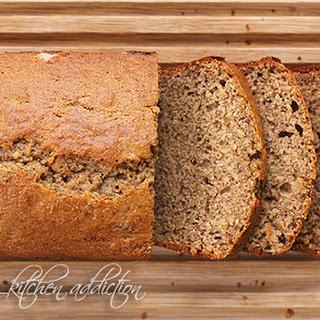 Whole Wheat Buttermilk Banana Bread.